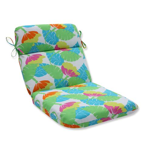 outdoor avia rounded corners chair cushion pillow