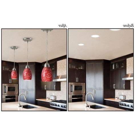 replace can light with pendant replace can lights with pendant 28 images replace can