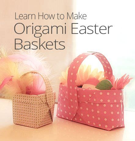 how to make a origami easter basket 1000 images about origami boxes containers on
