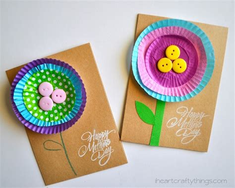simple mothers day cards to make 9 easy handmade s day cards your can make