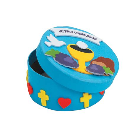 communion crafts for quot communion quot prayer box craft kit trading
