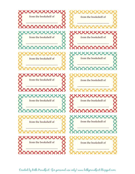 printable picture books the prudent pantry free printable book labels