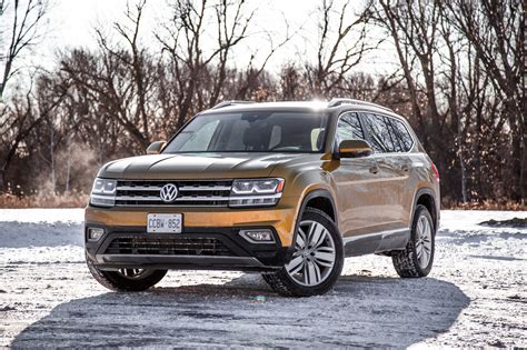 Vw Atlas Review by Review 2018 Volkswagen Atlas Execline Canadian Auto Review
