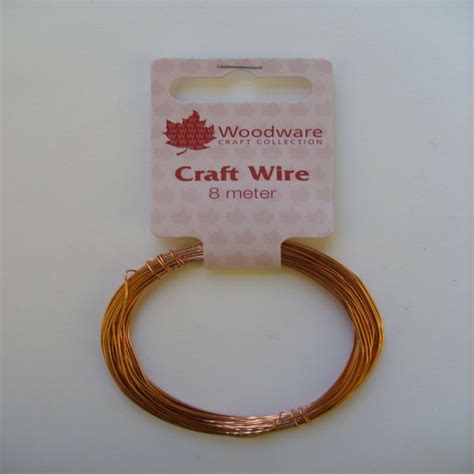 copper wire craft projects woodware craft wire copper