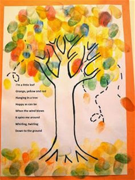 tree poems preschool 1000 ideas about fall preschool on