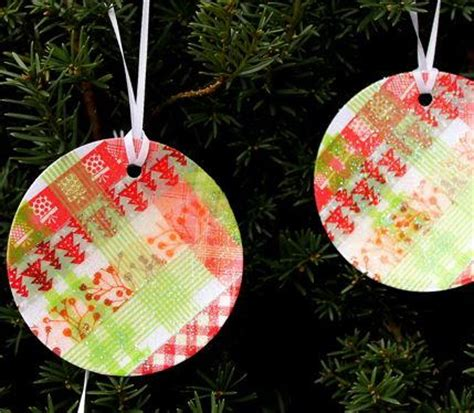 washi ornaments simple washi ornaments allfreechristmascrafts