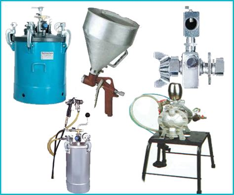 spray paint equipment technochem industries