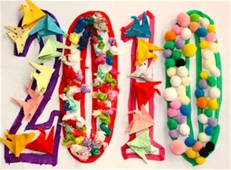 new years arts and crafts for 17 best images about new year s crafts on