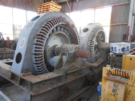 Synchronous Electric Motor by 500hp Ge Synchronous Motors For Sale