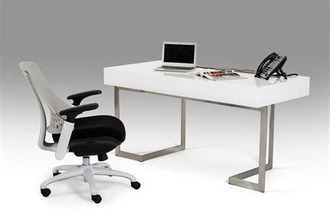 white modern office desk sharp modern white office desk