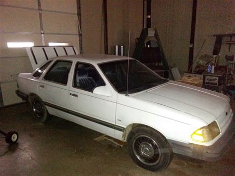1993 ford tempo overview cars com 1986 ford tempo overview cargurus