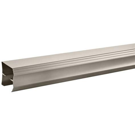 shower door track replacement delta 48 in to 60 in sliding shower door track assembly