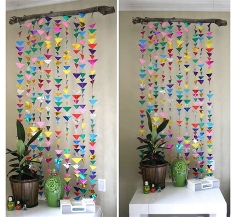 diy decorations for diy upcycled paper wall decor ideas recycled things
