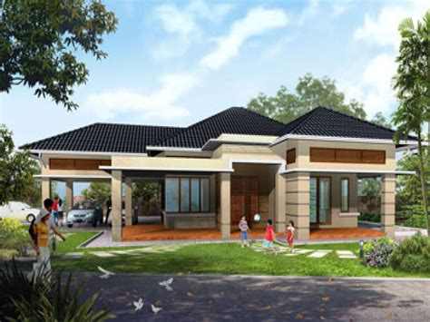 single story house plan best one story house plans single storey house plans