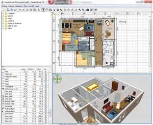 plan maison 3d gratuit pour mac