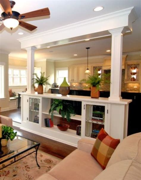 what to do with room in house best 25 load bearing wall ideas on half wall