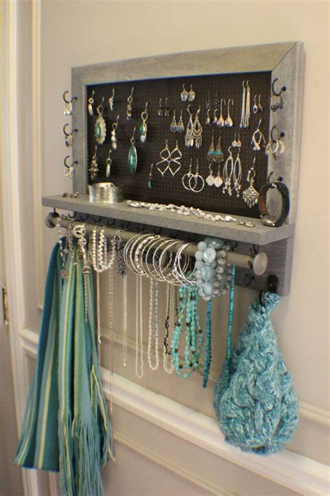 how to make jewelry organizer 25 best ideas about diy jewelry holder on