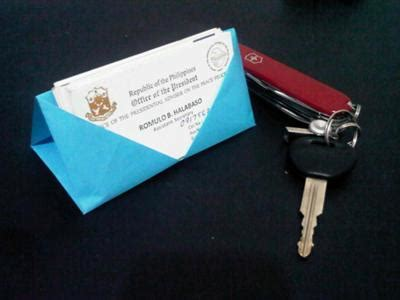 how to make a key card 37 creative business card holder ideas to inspire you