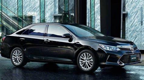 Daihatsu Altis by The New 2018 Daihatsu Altis Luxury Concept