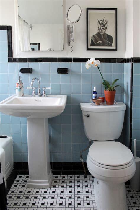 vintage modern bathroom vintage bathrooms my mint pink bathroom the inspired