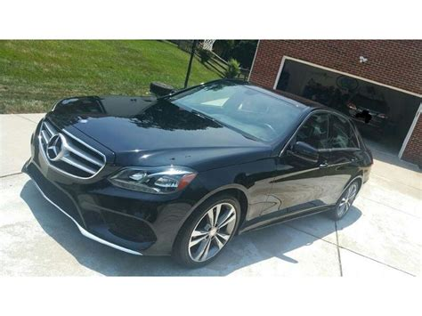 Mercedes For Sale By Owner by 2014 Mercedes E Class Sale By Owner In Nc