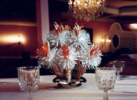 banquet centerpieces for tables wanderfuls banquets and corporate event centerpieces