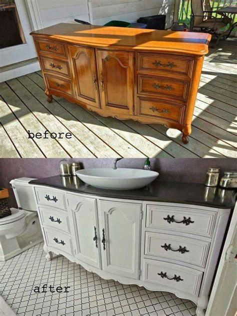 dresser for bathroom vanity best 25 dresser bathroom vanities ideas on