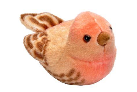 bird stuffed animals bird stuffed animal house finch republic