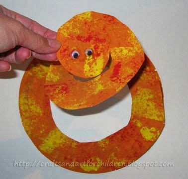 paper plate snake craft paper plate snake teaching bible