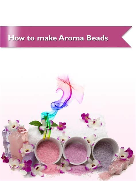 How To Make Aroma