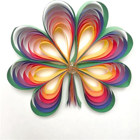 construction paper crafts for adults rainbow shamrocks family crafts