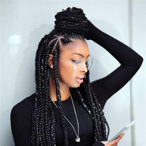 box braids with ponad 25 najlepszych pomysł 243 w na temat box braids na