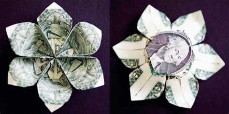 plumeria dollar origami money origami 10 flowers to fold using a dollar bill