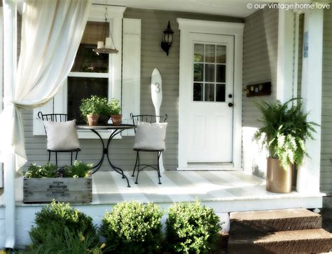 front porch decor country porch decorating ideas house experience
