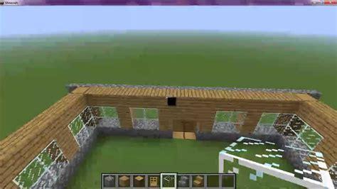 minecraft tuto comment faire une maison et la d 233 coration int 233 rieur ext 233 rieur