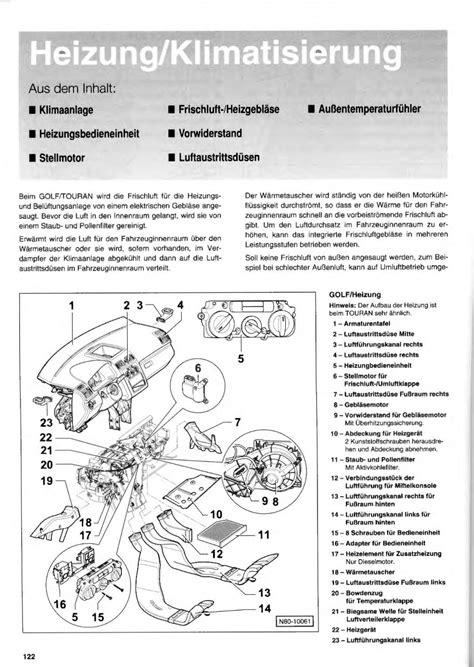 free online car repair manuals download 2004 volkswagen r32 on board diagnostic system volkswagen golf v golf 5 plus touran jetta workshop service repair manual 2002 2010 in german