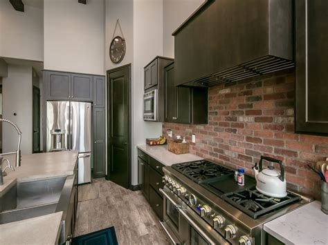 backsplash for kitchen walls 47 brick kitchen design ideas tile backsplash accent