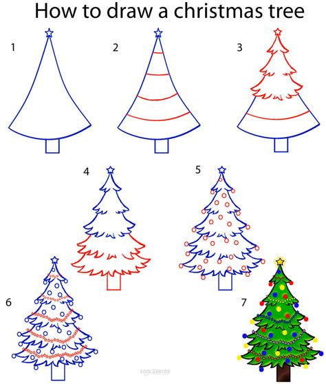 how to draw tree pictures how to draw a tree step by step drawing tutorial
