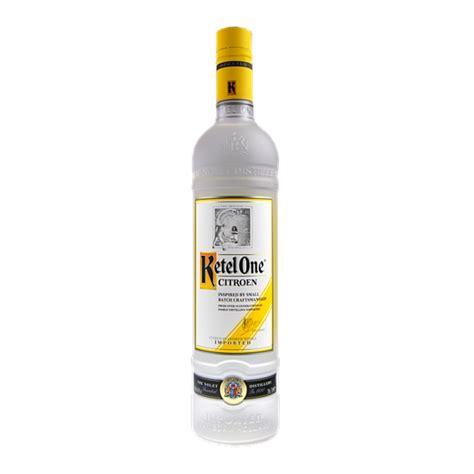 Ketel One Citroen Vodka by Ketel One Citroen Druiventuin