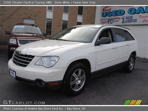 2008 Chrysler Pacifica Touring by White 2008 Chrysler Pacifica Touring Awd Pastel