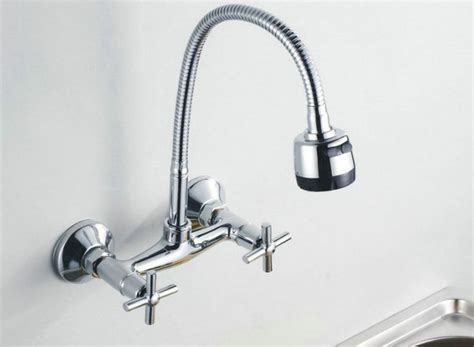 kitchen faucets wall mount how to choose the best wall mount kitchen faucet kitchen