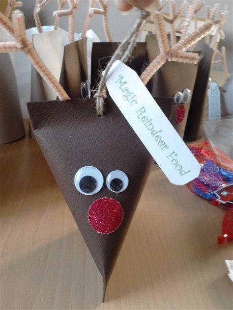 Reindeer Food Reindeer Craft Ideas