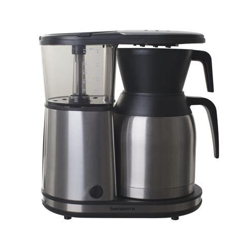Bonavita Coffee Maker BV1900TS   8 Cup Automatic Brewer with Thermal Carafe   Prima Coffee