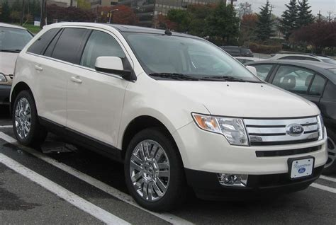 Ford Edge Limited by Archivo Ford Edge Limited Jpg La Enciclopedia