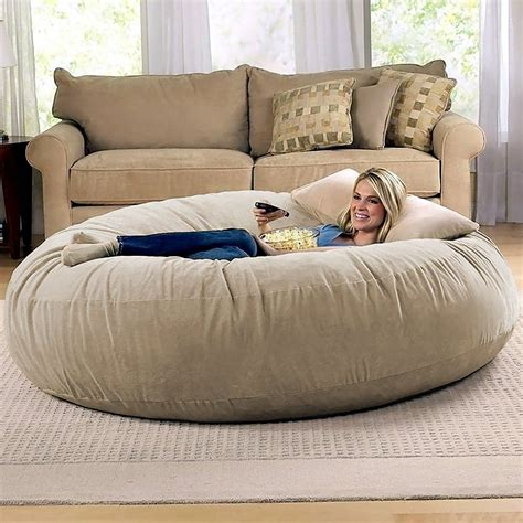 Pouf Bean Bag Chairs by Best Bean Bag Chair October 2018 Buyer S Guide And Reviews