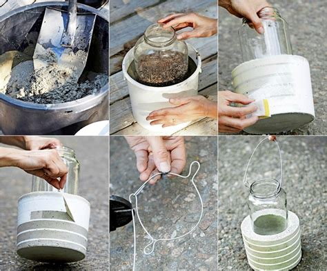 concrete craft projects diy garden decor ideas 6 projects for yard and patio