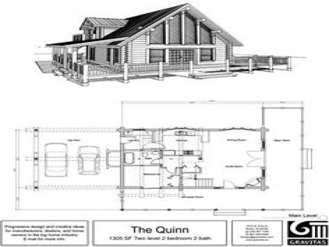 small house plans with loft bedroom one bedroom cabin with loft floor plans