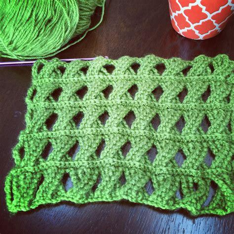 tunisian crochet knit stitch tunisian crochet stitch patterns crochet and knit