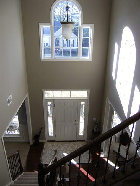 Home Decorating Paint home design glamorous decorating a story foyer decorating