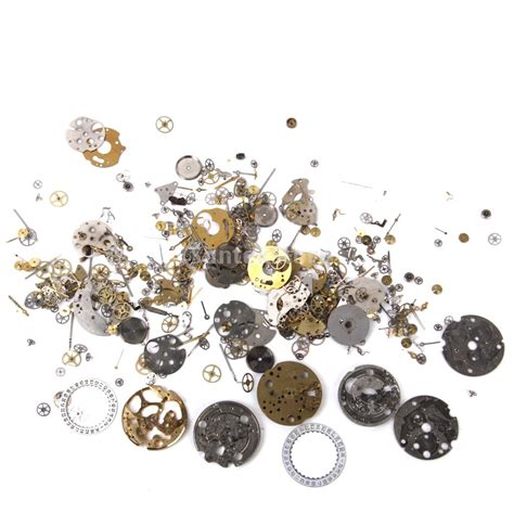 jewelry parts 50g steunk diy repair parts gears jewelry craft
